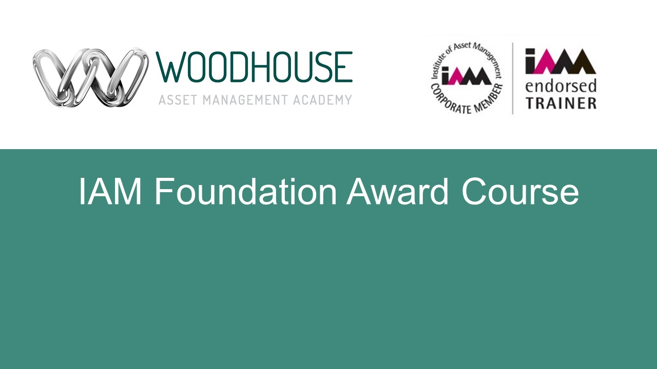 IAM  Foundation Award Course